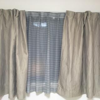 カーテン 135cm✖️140cm おしゃれなカーテン