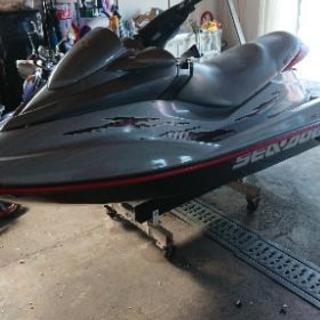 絶好調 SEADOO RX マリンジェット水上オートバイシードゥー