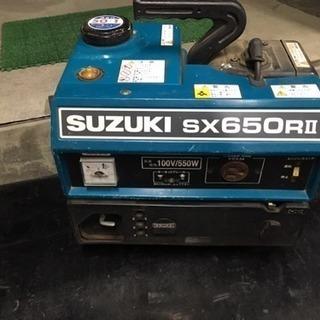 スズキ 100V非常用発電機50Hz