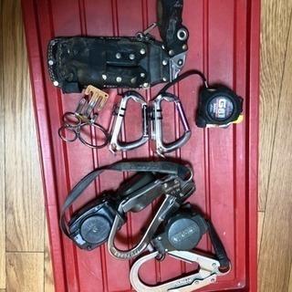 安全帯 スケール 小物  工具