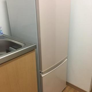 冷蔵庫 SHARP 2010年製 ピンクベージュ