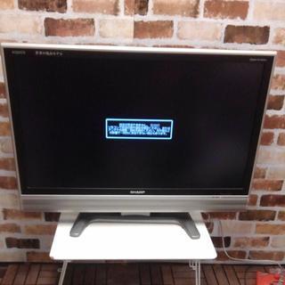シャープ2009年液晶テレビLC-37ES50 SHARP AQUOS