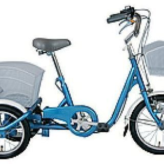 3輪自転車。