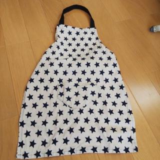 幼児用  エプロン・三角巾セット