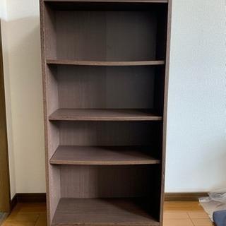 本棚 サイズ120×60×30
