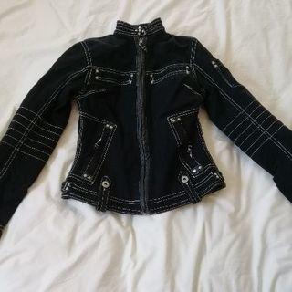 ライディングジャケット コットン Sサイズ