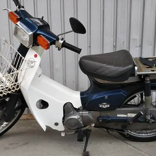 HONDA Super CUB CUSTUM90 スーパーカブ90...