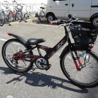 中古自転車408(防犯登録600円無料) 子供自転車 ブリヂストン...