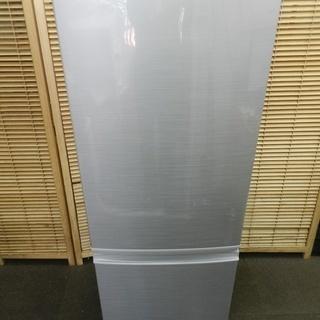 冷蔵庫 167L SHARP 17年製