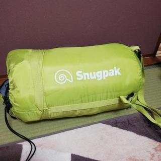 (お約束中)snugpak寝袋