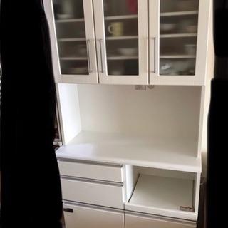 ニトリ 食器棚 カップボード