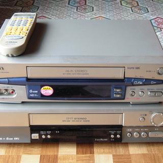 VHSビデオデッキ お譲りします
