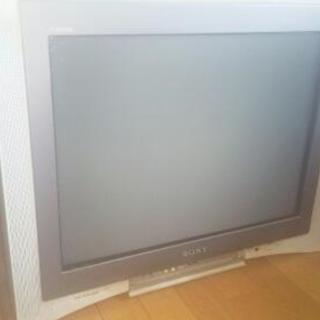 ブラウン管25型TV