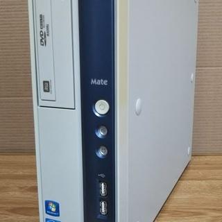 中古 NEC Mate MB-E Linux Mint プログラ...