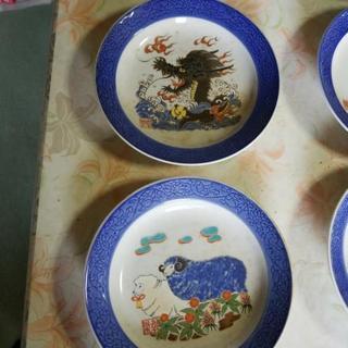 有田焼 飾り皿 10枚セット