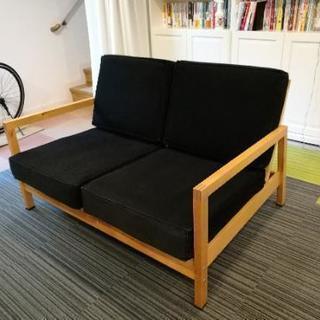【取引中】IKEA 二人がけソファー