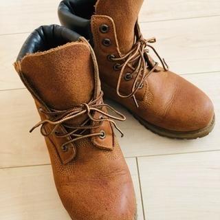 値下げ!ティンバーランドの靴  5000円→2000円