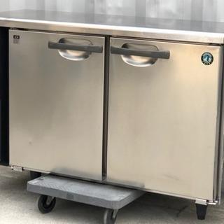 格安で!ホシザキ 台下冷蔵庫◇2016年製◇業務用◇テーブル型冷蔵...