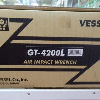 ベッセル エアーインパクトレンチ GT4200L 未使用商品