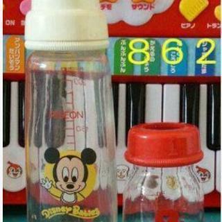 862哺乳瓶2種2本set美品ピジョン