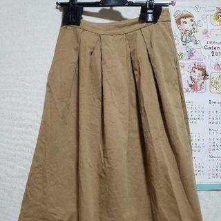 stradivariusフレアスカート