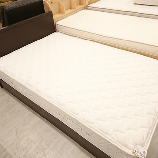 FRANCE BED(フランスベッド)のセミダブルベッドの紹介です!