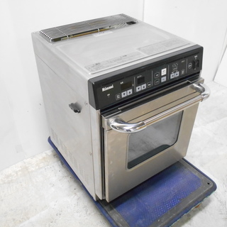 リンナイ RCK-S10AS ガス高速オーブン 都市ガス用『良品中古』