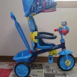トーマスの三輪車!