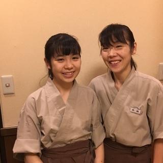 川越の和食料理店スタッフ募集!初心者大歓迎です!