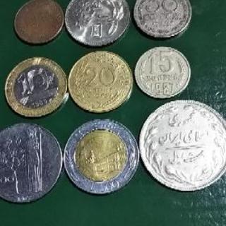 値下げしました‼️世界のコイン9枚セット