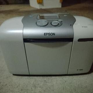 写真プリンター・EPSON