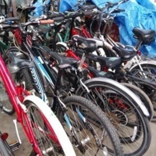 中古自転車色々あります。