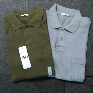 【新品】ポロシャツ(半袖) メンズ Mサイズ
