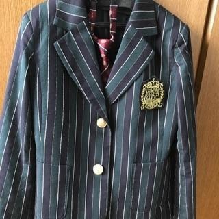 卒業式スーツ160  美品