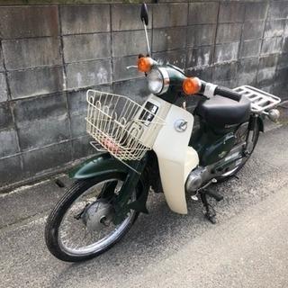 ホンダ  スーパーカブ  実走行  9000キロ  配送可能  ...