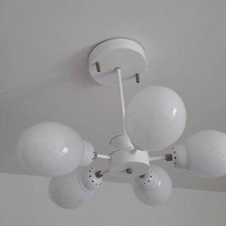 【Francfranc】フランフランにて購入  シーリングライト 照明