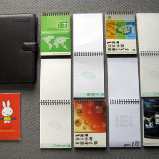【あげます】ミッフィースケジュール帳、メモ帳 現状渡し