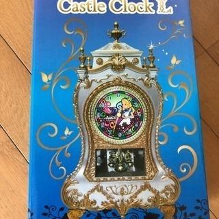 不思議な国のアリス置時計