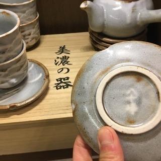 茶器セット 木箱付き