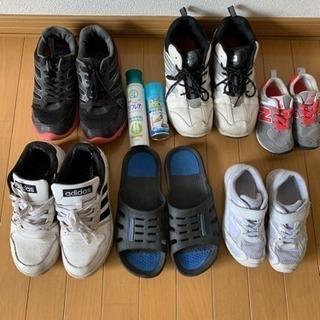 靴 いろいろ 全部