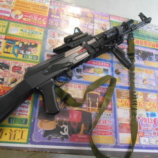 【J-1454】 東京マルイ AK47カスタム 動作未チェック ...