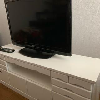テレビ台 ホワイト 美品