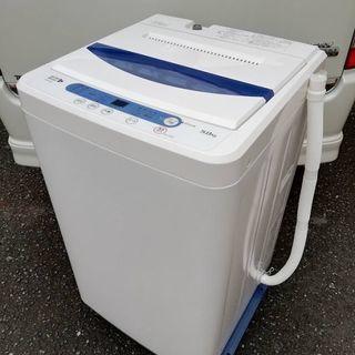 ■保証付■2018年9月購入■ヤマダ電気 全自動洗濯機 YWM-T...