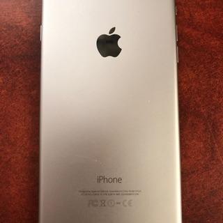 docomo iphone6plus 128GB 本体