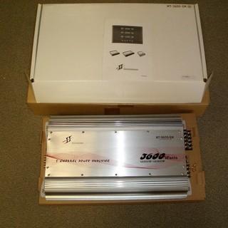 フォルティシモ MT-3600-5M アンプ 中古未使用品