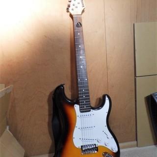 エレキギター Vanguard VST-01