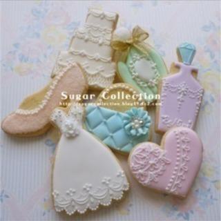 日曜日開催★素敵なアイシングクッキーデコレーションを体験してみよう