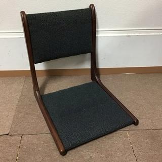 昔ながらの座椅子