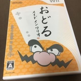 おどるメイドインワリオ Wii ソフト