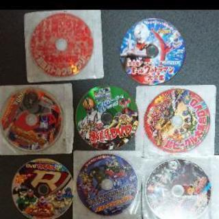 幼児雑誌の付録DVD8枚